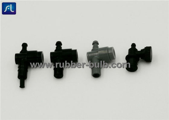 Colorful Plastic  Air Flow Control Valves , OEM Available Air Release Valve